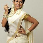 Aishwarya Dutta, Bigg Boss 2, saree, traditional dress