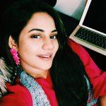 Aishwarya Dutta, Bigg Boss 2, selfie
