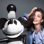 Amy Jackson, micky mouse, appealing