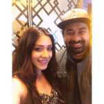 Anchal Singh, selfie, friend