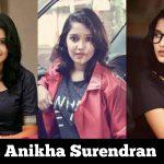 Anikha Surendran, Baby Anika,  (1)
