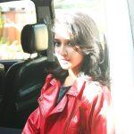 Anikha Surendran, Baby Anika, Car, Selfie, fabulous