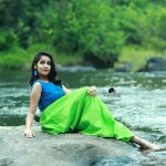Anikha Surendran, Baby Anika, Green Dress, Rivar, photo Shoot, Unseen