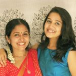 Anikha Surendran, Baby Anika, Mom, happy Birthday