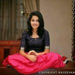 Anikha Surendran, Baby Anika, dazzling, treditional Dress