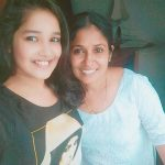 Anikha Surendran, Baby Anika, selfie, mother, mothers day
