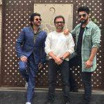 Anil Kapoor, Arjun Kapoor, latest