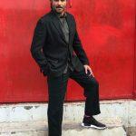 Anil Kapoor, Black coat, style