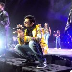 Anirudh Ravichander, Live in London, yellow dress, excellent