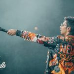Anirudh Ravichander, Top, exceptional, live in paris