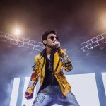 Anirudh Ravichander, high-grade, exclusive, live in paris