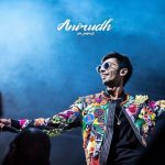 Anirudh Ravichander, smile, event, live in paris