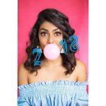Anisha Ambrose, Vanjagar Ulagam heroine, new year, delicious