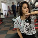 Anita Hassanandani, naagin 3, gym, rest