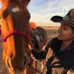 Anjali Patil, Horse, hd