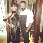 Anjali Patil, black dress, glamour