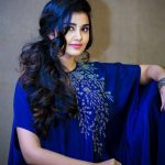 Anupama Parameswaran, charming, latest