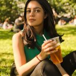 Anya Singh, Morning, coffee