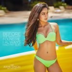 Anya Singh, Two Piece, Swimming pool, marvelous