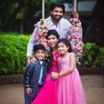 Arun Vijay, Festival, family, photoshoot