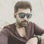 Arun Vijay, glass, selfie, 2018 best