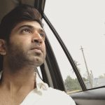 Arun Vijay, shooting, car
