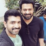 Arun Vijay, with Prabhas, Crime 23