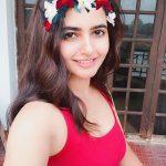 Ashima Narwal, red inner, smile