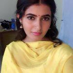 Ashima Narwal, yellow chudi
