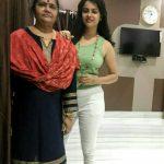 Athithi Das, mom, marvellous