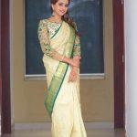 Bhavana, full size, saree, malayalam saree dress