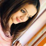 Bhavana, hair style, face
