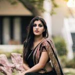 Bigg Boss 2 tamil, Yaashika Aanand, Glamour, Saree