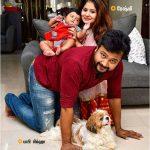 Bobby Simha, Reshmi Menon, baby, best couple