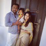 Bobby Simha, Reshmi Menon, daughter, love marriage