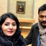 Bobby Simha, Reshmi Menon, selfie, rare