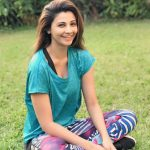 Daisy Shah, Morning, Grass, admirable