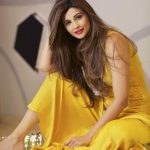 Daisy Shah, Yellow Dress, Latest, Unseen, fabulous
