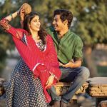 Dhadak, Ishaan Khattar, Jhanvi Kapoor, smile, romance