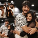 Gautham Karthik, varalaxmi,  Mr. Chandramouli, shooting
