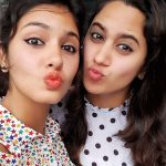 Gayathri Suresh, friend, kiss, lips