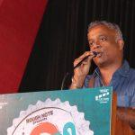 Goli Soda 2, Gautham Menon, stage
