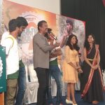 Goli Soda 2, press meet, stage, team