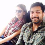 Hansika Motwani,  jayam ravi, selfie