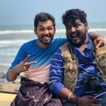 Hiphop Tamizha, Rj Vigneshkanth, friend