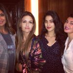 Jacqueline Fernandez, Bollywood Actress, Winsome,  night party