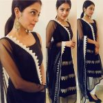 Janani Iyer, Bigg Boss 2 Tamil, first-class, black dress, shy