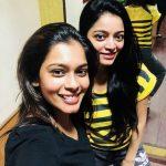 Janani Iyer, Bigg Boss 2 Tamil, kiki vijay, selfie, yellow