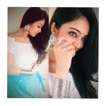 Janani Iyer, Bigg Boss 2 Tamil, white dress, recent