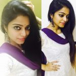 Janani Iyer, Bigg Boss 2 Tamil, white dress, selfie, hd